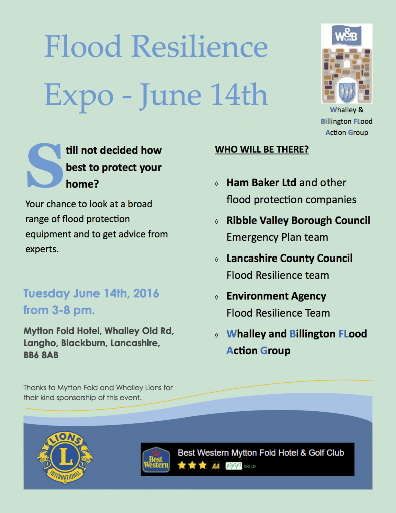 Flyer for Expo June 2016 for email